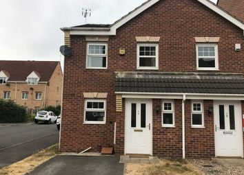 Thumbnail 3 bed end terrace house for sale in Diamond Court, Mansfield