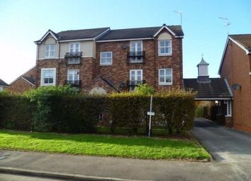Thumbnail 2 bedroom flat to rent in Mallyan Close, Howdale Road, Hull