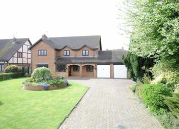 Thumbnail 5 bed detached house for sale in Nursery Drive, Wellingborough