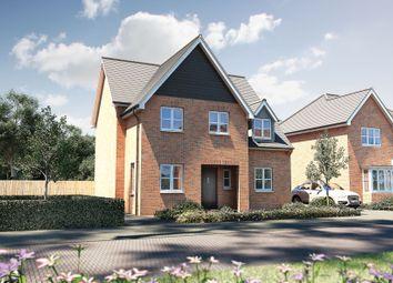 "Thumbnail 4 bed detached house for sale in ""The Malham Sp"" at Redbridge Lane, Nursling, Southampton"