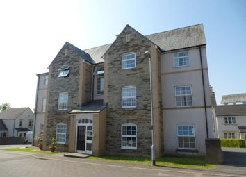 Thumbnail 2 bed flat to rent in Myrtles Court, Saltash, Cornwall