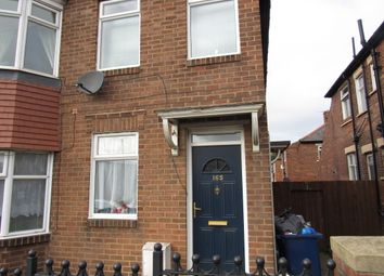 Thumbnail 3 bedroom flat for sale in Atkinson Road, Benwell