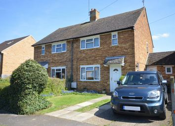 Thumbnail 2 bed semi-detached house for sale in Roberts Road, Haddenham, Aylesbury