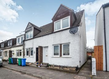 Thumbnail 2 bed end terrace house for sale in Silver Street, Kincardine