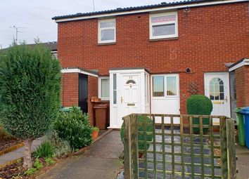 Thumbnail 2 bed flat for sale in Bell Close, Stafford