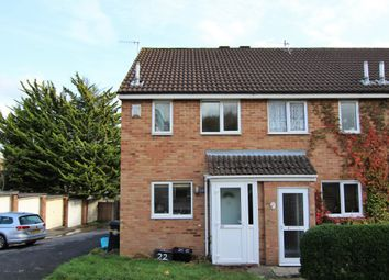 Thumbnail 2 bed end terrace house to rent in Peart Drive, Bristol