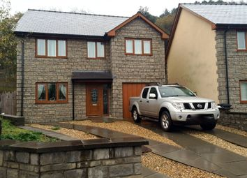 Thumbnail 4 bed detached house to rent in Tudor Grove, Margam, Port Talbot