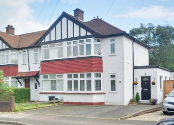 Thumbnail 3 bed end terrace house for sale in Lovelace Avenue, Bromley