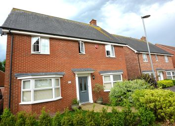 Thumbnail 4 bedroom detached house for sale in Clarendon Road, Little Canfield, Dunmow