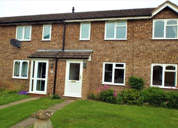 Thumbnail 2 bed terraced house to rent in Poplar Close, Evesham