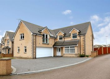 Thumbnail 5 bedroom detached house for sale in Homefarm Park, Rothienorman, Inverurie, Aberdeenshire