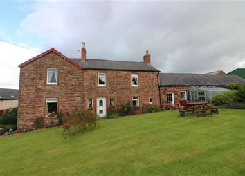 Thumbnail 5 bed detached house for sale in Heads Nook, Heads Nook, Brampton, Cumbria