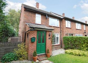 Thumbnail 2 bed end terrace house for sale in Lightwater, Surrey