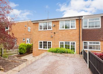 Thumbnail 4 bed end terrace house for sale in Marlwood, Cotgrave, Nottingham