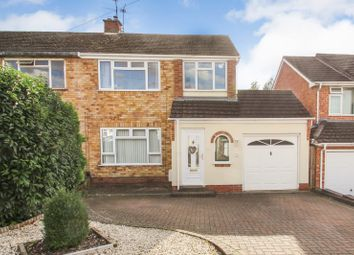 Thumbnail 4 bed semi-detached house for sale in Brookfield Road, Leamington Spa