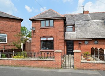 Thumbnail 3 bed semi-detached house for sale in Elm Road, Hollins, Oldham