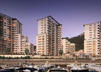 Thumbnail 3 bed apartment for sale in Quay 31, Gibraltar, Gibraltar