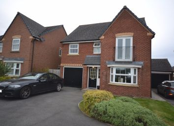 Thumbnail 4 bed detached house for sale in Ventura Drive, Chapelford Village, Warrington