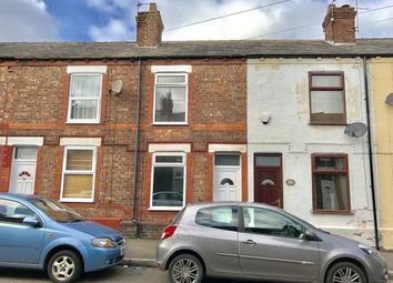 Thumbnail 2 bedroom terraced house for sale in Amelia Street, Warrington, Cheshire