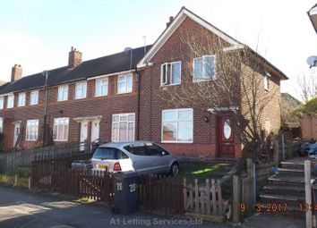 Thumbnail 2 bedroom end terrace house to rent in Webbcroft Road, Birmingham