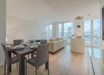 Thumbnail 2 bed flat to rent in Southbank Tower, Upper Ground, Southwark, London