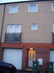 Thumbnail 4 bed property to rent in Carpathia Drive, College Place, Southampton