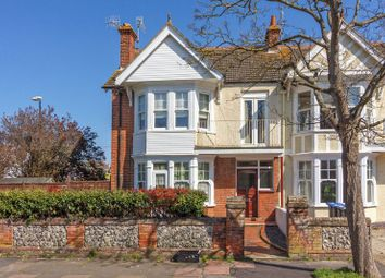 Thumbnail 1 bed flat for sale in Alexandra Road, Worthing