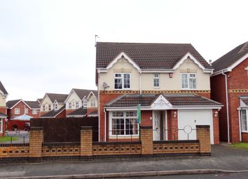 Thumbnail Detached house for sale in Constantine Way, Bilston