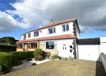 Thumbnail 3 bed semi-detached house for sale in Beech Avenue, Denholme