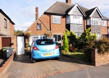 Thumbnail 3 bed semi-detached house to rent in Brenton Road, Penn, Wolverhampton