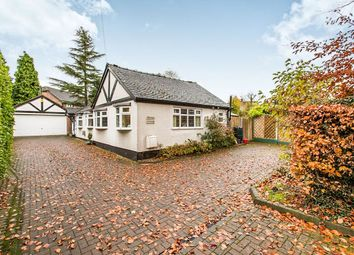 Thumbnail 3 bed bungalow for sale in Newcastle Road, Congleton