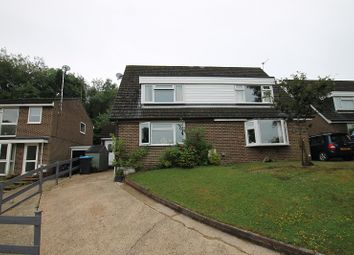 Thumbnail 3 bed semi-detached house to rent in Cob Close, Crawley Down, Crawley, West Sussex.