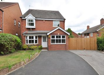 Thumbnail 4 bed detached house for sale in Foxfield, Northfield, Birmingham