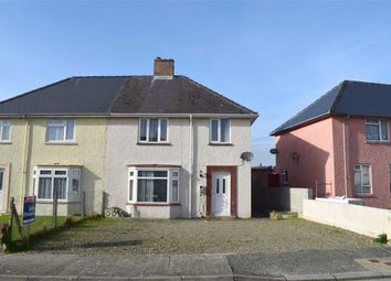 Thumbnail 3 bed semi-detached house for sale in St. Annes Crescent, Pembroke