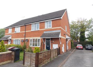 Thumbnail 2 bedroom maisonette for sale in School Road, Tilehurst, Reading