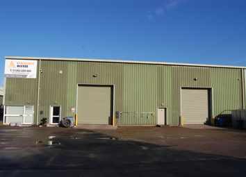 Thumbnail Industrial to let in Unit 107 Marchington Industrial Estate, Stubby Lane, Marchington, Uttoxeter