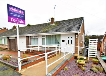 Thumbnail 3 bed bungalow for sale in Ffordd Cynan, Wrexham