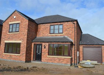 Thumbnail 4 bed detached house for sale in Grove Court, Kingsley Road, Cellarhead