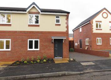 Thumbnail 3 bed semi-detached house for sale in John Street North, Off Garratt Street, West Bromwich