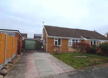 Thumbnail 2 bed bungalow for sale in Freshwater Close, Wigston, Leicester, Leicestershire