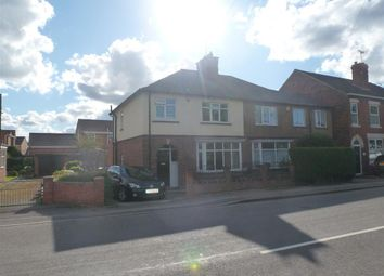 Thumbnail 3 bed semi-detached house to rent in Nottingham Road, Ripley