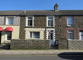 Thumbnail 3 bed terraced house for sale in Ogwy Street, Nantymoel, Bridgend