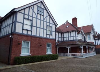 Thumbnail 2 bedroom flat to rent in Fourth Avenue, Frinton-On-Sea