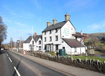 Thumbnail Pub/bar for sale in Denbighshire - Corwen LL21, Glyndyfrdwy, Denbighshire