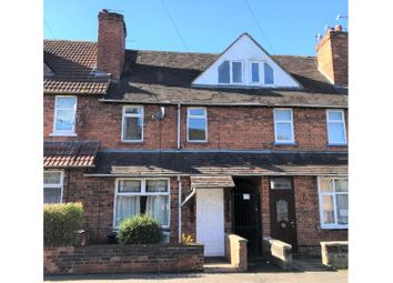 3 bed terraced house for sale in Lord Street, Crewe CW2