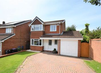 Thumbnail 4 bedroom detached house to rent in Brunlees Drive, Telford