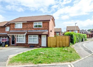 Thumbnail 2 bed end terrace house for sale in Kempston, Beds