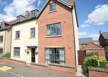 Thumbnail 5 bed terraced house for sale in Pepper Mill, Lawley Village, Telford
