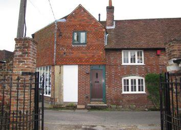 Thumbnail 1 bedroom flat to rent in Cross Street, Bishops Waltham