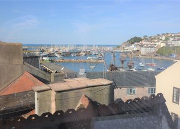 Thumbnail 4 bed maisonette for sale in Higher Street, Brixham, Devon